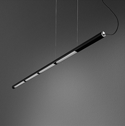 THIN TUBE asymmetry LED zwieszany Aquaform
