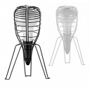 Cage Rocket Foscarini